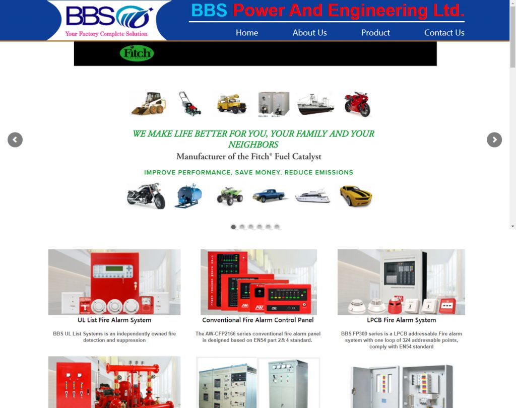bbs Power Ltd