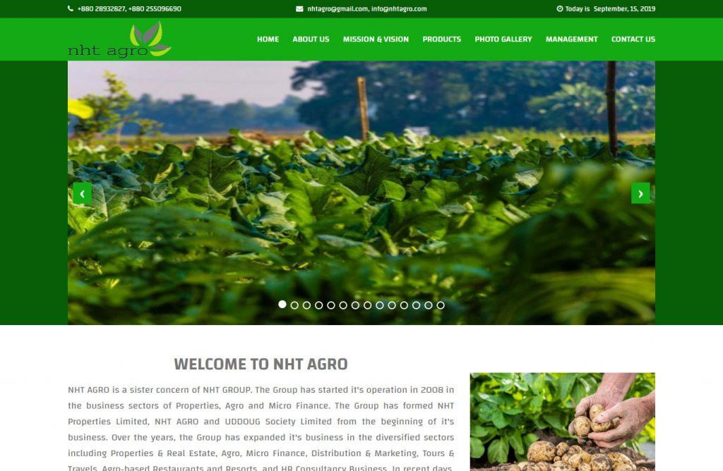 NHT Agro Ltd