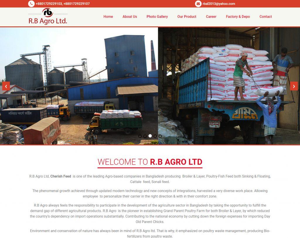Rb Agro Ltd